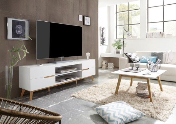 Meja Tv Model Scandy Modern