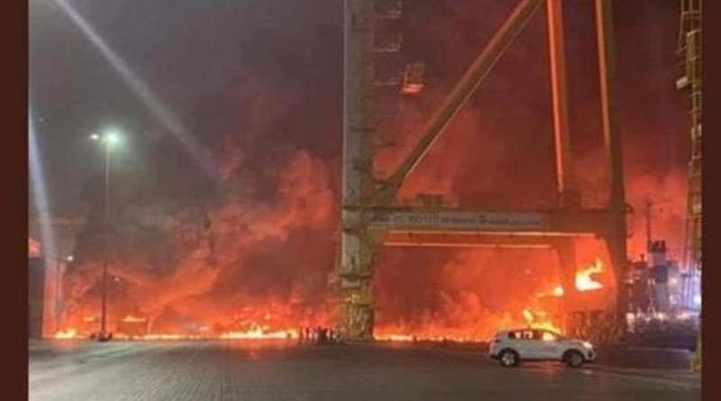 الانفجار المهيب للقضاء على المهندسين الإسرائيليين في دبي وإثارة شكوك في أمن إكسبو