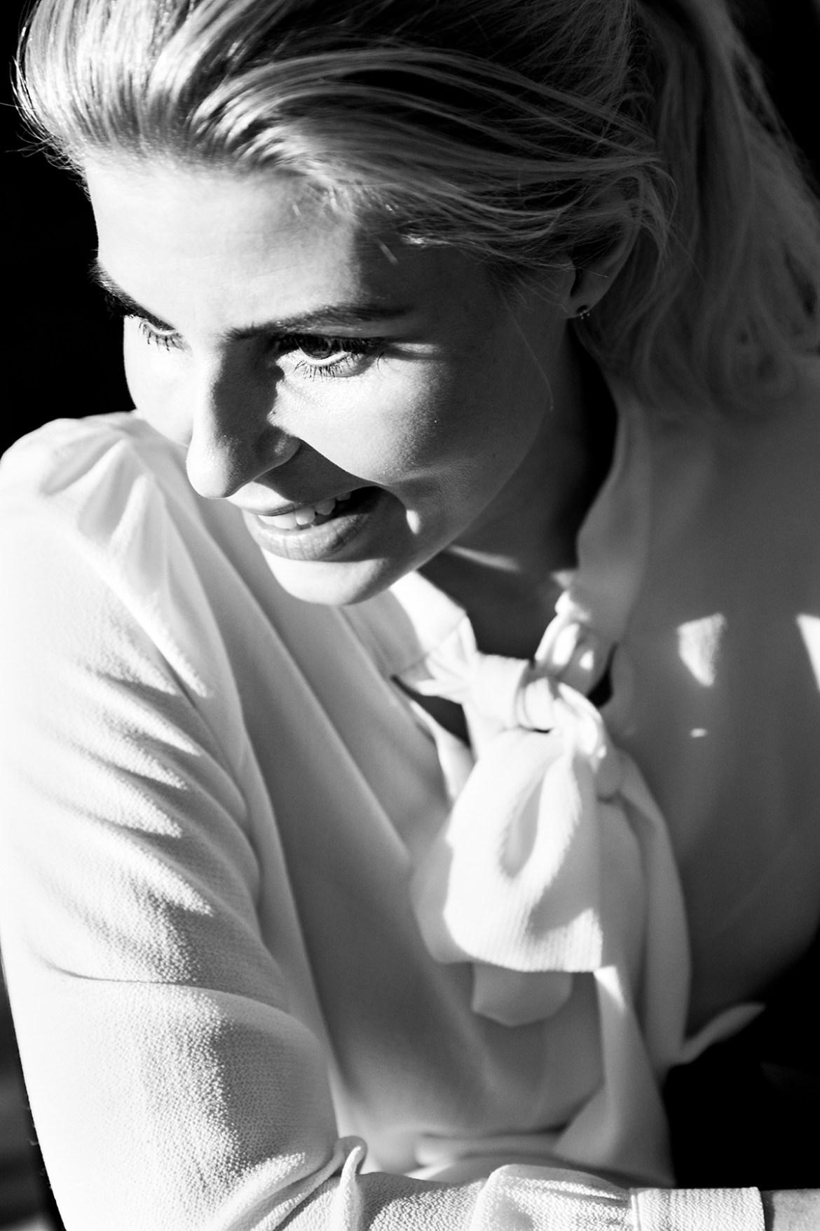 Skuespiller Cecilie Steenspil, badehotellet, Cecilie Maria Stenspil, badehotellet,