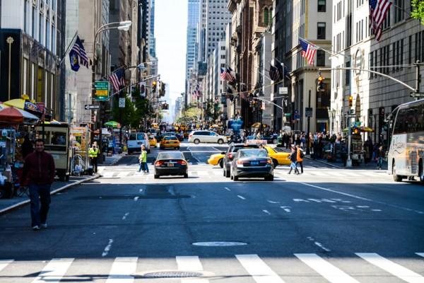 Resultado de imagen para calles de new york