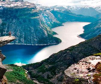 viaje exotico noruega