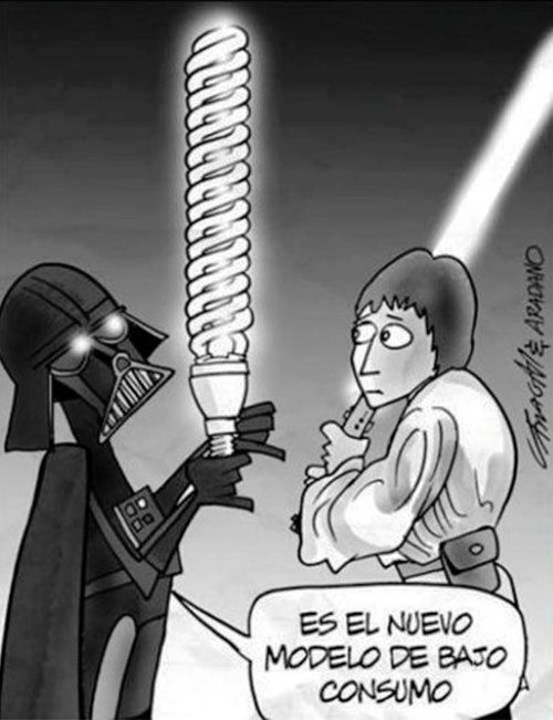 imagenes comicas de star wars