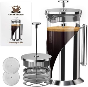 Cafetera de embolo francesa