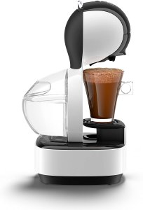 Dolce Gusto Krups Lumio con chocolate