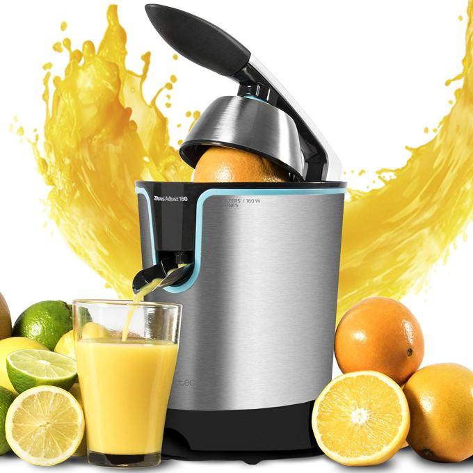 El exprimidor de naranjas de Cecotec es uno de los mejores para zumos