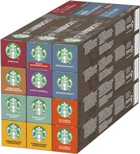 cápsulas nespresso starbucks