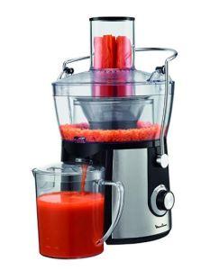 Licuadora Moulinex Juice Express JU550D10 licuando