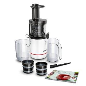 Licuadora Bosch prensado en frío MES500W