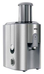 La mejor licuadora de Braun (J700 Multiquick Juicer)