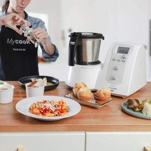 taurus mycook one robot de cocina opiniones