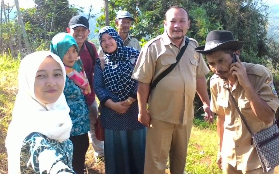 Peninjauan Rencana Wisata Selfie Desa Mekarmulya
