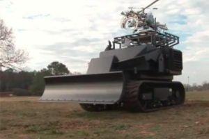 Zırhlı savaş robotları