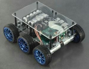 Arduino robot araba kasasi Tank