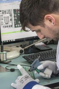 Rework di una saldatura a seguito di inspezione ottica automatizzata / Reworking phase after optical inspection