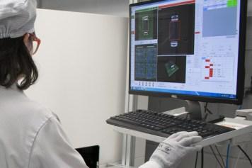 Rework post ispezione ottica 3D / Reworking after 3D inspection