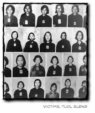 Tuol Sleng Victims