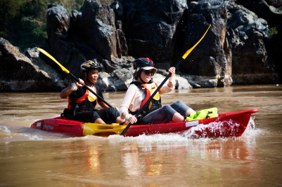 rapids explore the mighty mekong river in laos on a mekong kayaks' river adventure Explore rapids