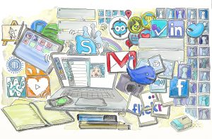 Social networking wiki commons