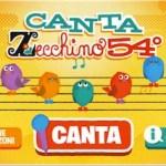 Canta Zecchino 54 AppStore