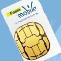 micro SIM operatore PosteMobile
