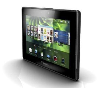 PalyBook BlackBerry tablet