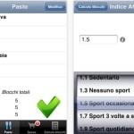iZone Diet Prot applicazione appstore