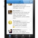 Twitter pubblicità applicazione iOS