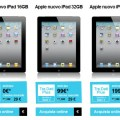 offerte Tre Italia nuovo iPad
