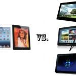iPad 3 confronto Android