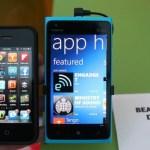 iPhone 4S vs Nokia Lumia 900