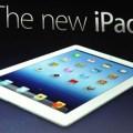 immagine nuovo iPad Apple