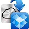 sincronizzazione iCloud con Dropbox