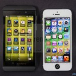 BlackBerryZ10-vs-Apple-iPhone5