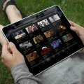 vedere film su iPad
