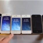 confronto modelli iphone
