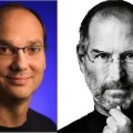 Steve Jobs e Andy Rubin