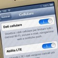 abilitare tasti 3G su iphone