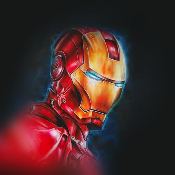 Sfondi super eroi iron man 2 for Sfondi iron man