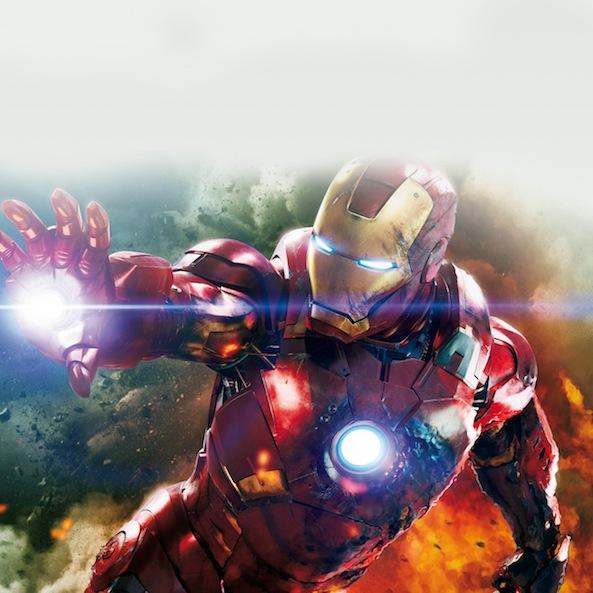 sfondi super eroi iron man