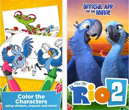 Rio app store