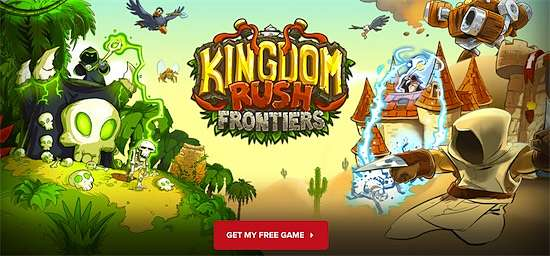 Kingdom Rush Frontiers IGN