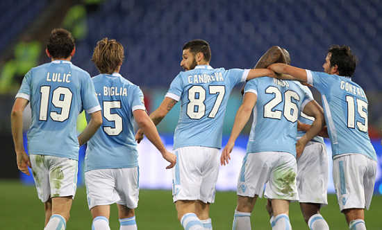 Lazio calcio 2015