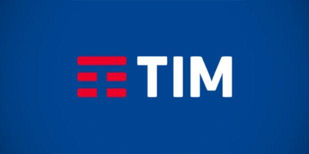 TIM logo promo internet