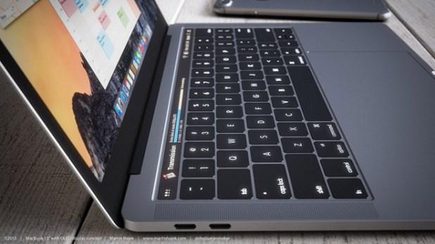 MacBook Pro 2016 concept