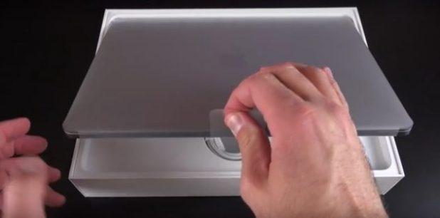 Unboxing MacBook Pro 2016