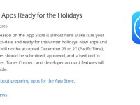 App Store chiuso