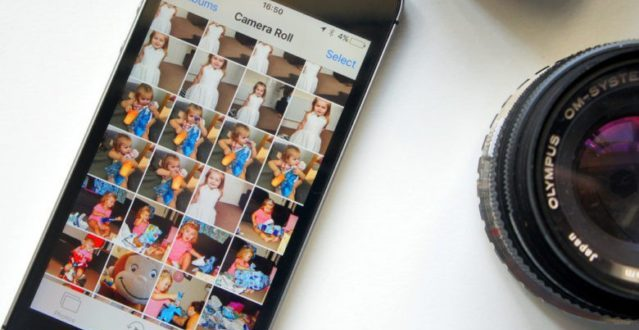 Guida su come cercare foto su iPhone e iPad
