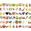 emoji iOS 10.2 Unicode 9