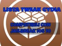 Tweak Cydia compatibili con il jailbreak di iOS 10