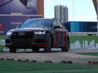 Audi Nvidia Q7 guida autonoma